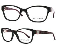 Bvlgari Damen Brillenfassung 4050 5172 53mm rot vollrand 371 1