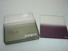 Cokin 126 Gradual Mauve M1 (A126) Filter, A series, With case
