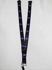 NASA Vector Logo Space Program Lanyard ID Badge Holder Black