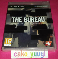 THE BUREAU XCOM DECLASSIFIED PS3 NEUF SOUS BLISTER VERSION FRANCAISE