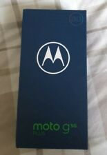 Motorola Moto G 5G Plus XT2075-3 64gb Surfing Blue Single Sim (EE) BNIB phone