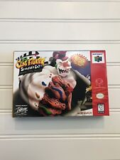 Clay Fighter Reproduction Game And box (Nintendo 64, 1998)