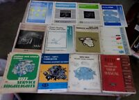 Vintage Ford Manuals 1970's-1980's - lot of 12