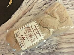 DMC Broder Medicis Art 478 Color #8502 100% Pure Virgin Wool Yarn France NIP