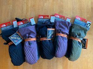 The North Face Montana GoreTex Mitt Women Snow Mitt Warm Long Mittens   NWT