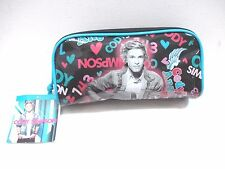 Cody Simpson Angel Girls Pencil Pouch Case Heart Guitar New