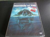 """DVD NEUF """"NIGHTMARE ISLAND"""" Michael PENA, Maggie Q / de Jeff WADLOW - horreur"""