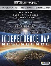 Independence Day: Resurgence (DVD, 2016, 4K Ultra HD Blu-ray/Blu-ray) BRAND NEW