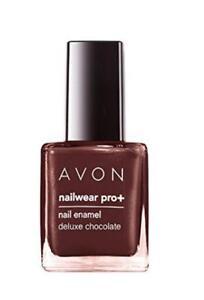 Avon Pro Plus Color Nailwear Deluxe Chocolate Nail Enamel 8ml