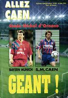 06.06.1993 S.M. Caen - FC Bayern München, Lothar Matthäus