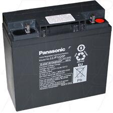 Panasonic LC-P1220P 12V 20Ah SLA Battery - Standby UPS 10 Years Trickle Life