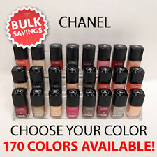 CHANEL Le Vernis Longwear Nail Polish CHOOSE COLOR .4oz 13ml France (With Cap)