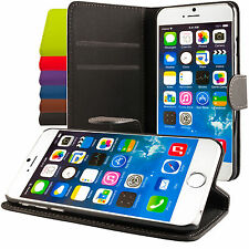 Apple iPhone 6 6 plus Housse pochette wallet case cover