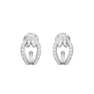 Swarovski Lifelong Hoop Pierced Earrings Ohrringe 5390814 blauer Originalkarton