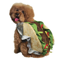 Taco Costume For Dogs, Medium Beagle Standard Poodle