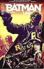Batman Univers Hors Série N°4 - Urban Comics-DC Comics - Hiver 2017