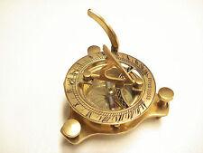 Very Nice Brass Compass Maritime Type #1