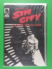 Sin City: A Dame to Kill For #1B (Dark Horse, August 2005)