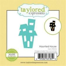TAYLORED EXPRESSIONS  LITTLE BITS -  HAUNTED HOUSE  DIE  TE418