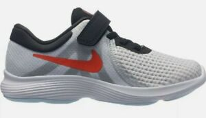 Nike Revolution 4 SD Grey Trainers Size UK 13.5  Kids shoes