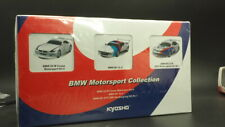 KYOSHO 1/64 BMW Z4 M Coupe M1 Gr5 M3 GTR White Limited Edition RARE