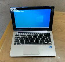 "11.6"" ASUS S200E Touch Screen Laptop - Intel Pentium 987 / 4GB RAM / 240GB SSD"