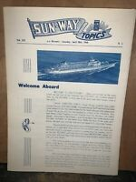 S.S. Oceanic Cruise Ship -Sun-way Topics- Ship Itinerary.