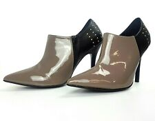 Love Label Shoes Devine Point Heeled Boot UK 5 EUR 38