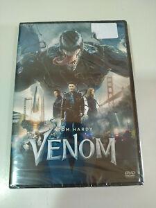 Venom Tom Hardy - DVD + Extras Nuevo