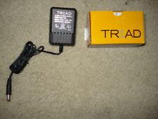 Triad Model Wdu6-1000 Power Adapter Input: 120 Vac Output: 6Vdc 1000 Ma
