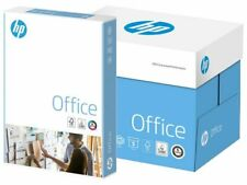 HP OFFICE A4 WHITE COPIER PRINTER PAPER 80GSM 1 2 3 4 5 REAMS OF 500 SHEETS 24H!