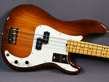 Fender Precision Bass 75th Anniversary Commemorative MN 2-Color Bourbon Burst