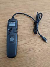 Temporizador Disparador Remoto para Sony A7S A7 A7R