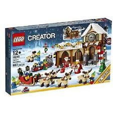 Lego Creator 10245 Santa's Workshop Holiday Christmas Expert Set Sealed Box