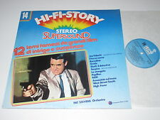 LP/HI FI STORY 12/SUPERSOUND 14/PAT STEVENS/GRANT/HAYWORTH/HFS-14 FOC