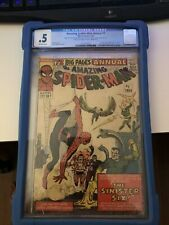 Amazing Spiderman Annual 1 Cgc .5