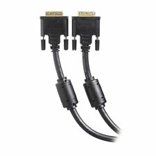 Gigaware 6-ft DVI-D Dual Link Cable, Black, Ships Free
