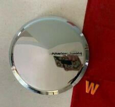 #W 1) American Racing 898077 Custom Wheel Center Rim Cap Hub Cover Aftermarket