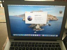 """2015 MacBook Air 13""""  2 Core i7, 1.6GHz* 8RAM, model 7, 2 -120GB SSD, A1466."""
