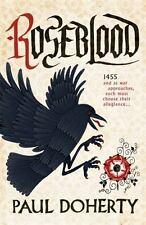Roseblood, Doherty, Paul, New Books