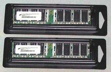 512MB 2x256MB DIMM Gold Ram Arbeits-Speicher Memory Yamaha Tyros 2 3 Motif ES XS