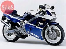 Suzuki RGV 250 (1990) - Workshop Manual on CD