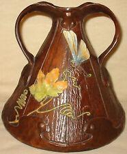 Bretby Art Pottery Arts & Crafts Ligna Ware Vase