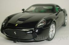 HOT WHEELS L2983 ELITE FERRARI 575 GTZ ZAGATO 1/18 BLACK