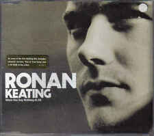 Ronan Keating-When you Say nothing at all  cd maxi single incl video