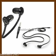Black OEM RC-E190 3.5mm Remote Stereo Handsfree for HTC Wildfire S .