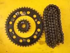 BMW F650GS Off Year 2001 F 650GS chain sprockets