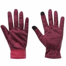 Unisex Genuine adidas Winter Trining Climaheat Stretch Gloves Accessories Red Large