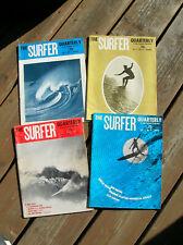 Vintage Surfer quarterly surfing magazine collection vol 2s clean rare severson