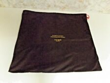 "Kate Spade New York Large Brown Drawstring Dust Cover Bag 17"" x 19"""